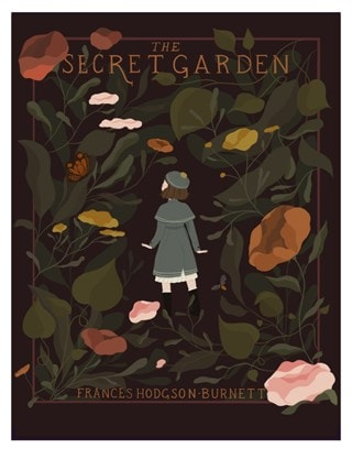 The Secret Garden Nan Lawson Art Print