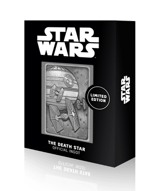 Death Star Scene: Star Wars Limited Edition Ingot Collectible