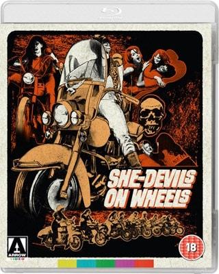 She Devils On Wheels