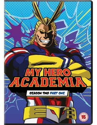 My Hero Academia: Season Two, Part One