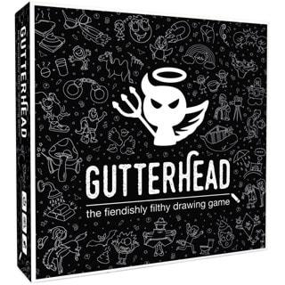 Gutterhead Fiendishly Filthy Drawing Game