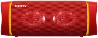 Sony SRSXB33 Red Bluetooth Speaker