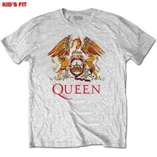 Queen Classic Crest (Kids Tee)