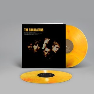 The Charlatans Limited Edition Marbled Yellow Vinyl