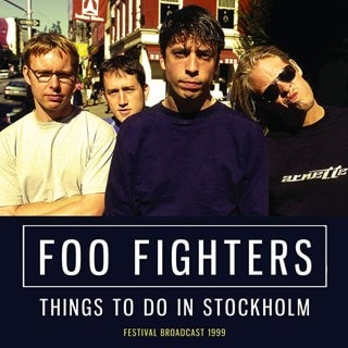 Things to Do in Stockholm: Festival Broadcast 1999