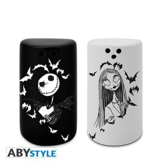The Nightmare Before Christmas: Jack & Sally Salt & Pepper Shakers