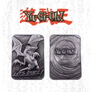 Blue Eyes White Dragon: Yu-Gi-Oh! Metal Collectible