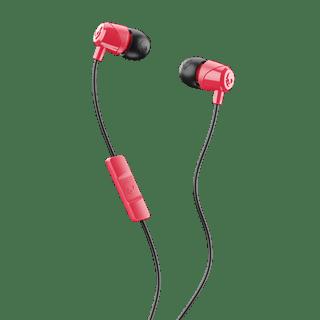 Skullcandy Jib Red/Black Earphones W/Mic