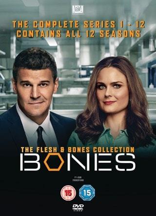 Bones: The Flesh & Bones Collection - The Complete Series 1-12