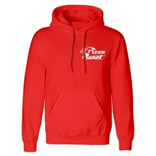 Toy Story: Pizza Planet Badge Hoodie