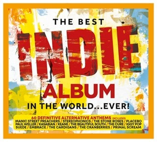 The Best Indie Album in the World... Ever!