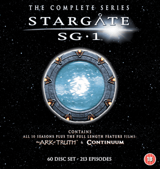 Stargate SG1: The Complete Series