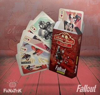 Fallout: Nuka World Playing Cards