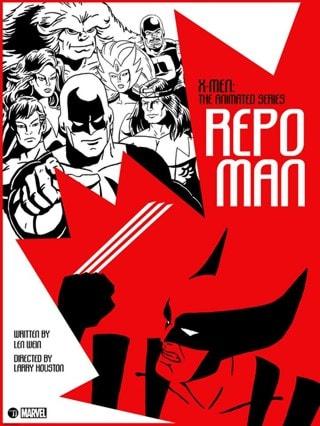 Repo Man X-Men J.J Lendl Art Print