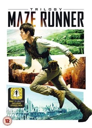 Maze Runner: 1-3