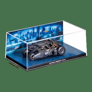 Batman: Batman Begins Batmobile: Hero Collector: Die-Cast Collector Model Figurine