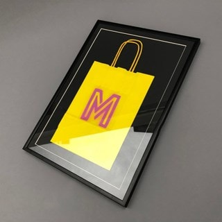 Microdot Art Print: Carrier Bag (hmv Exclusive)