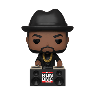 Jam Master Jay (201) Run DMC Pop Vinyl