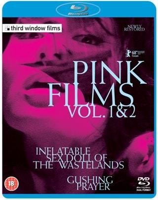 Pink Films Vol. 1 & 2