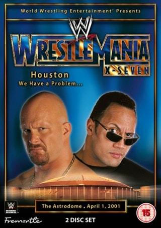 WWE: WrestleMania 17