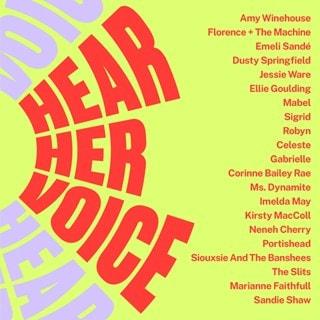 Hear Her Voice (hmv Exclusive)