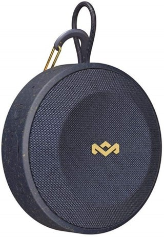 House Of Marley No Bounds Blue Bluetooth Speaker