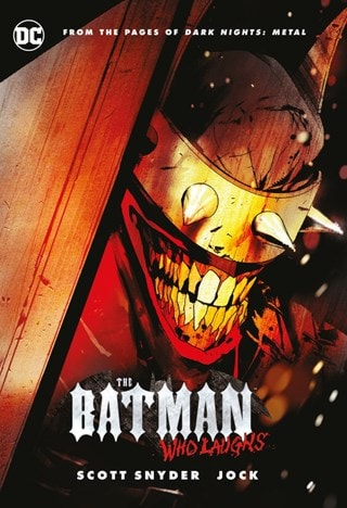 Batman: Batman Who Laughs