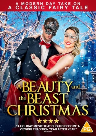 A Beauty and the Beast Christmas