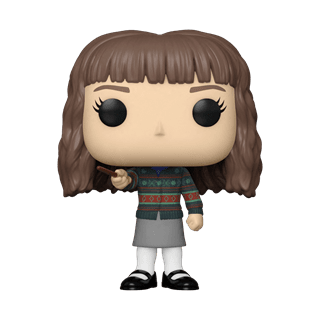 Hermione With Wand (Tbc): Harry Potter Anniversary Pop Vinyl