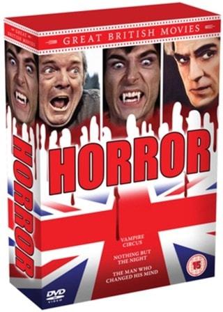 Great British Movies: Horror