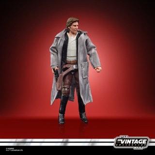 Han Solo Endor: Star Wars Hasbro Vintage Collection Action Figure
