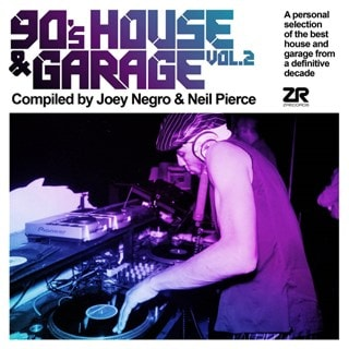 90's House & Garage: Compiled By Joey Negro & Neil Pierce - Volume 2