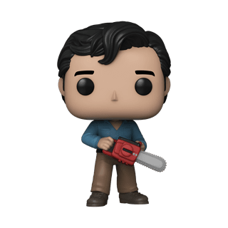 Ash With Bloody Chase (Tbc): Evil Dead Anniversary Pop Vinyl