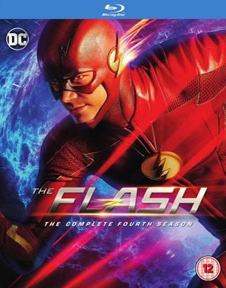 The Flash: The Complete Fourth Season