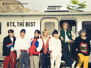 BTS, the BEST (Limited Edition B)