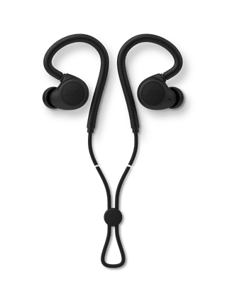 Jays M-Six Black Sports Bluetooth Earphones