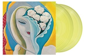 Layla and Other Assorted Love Songs  - Transparent Yellow Vinyl