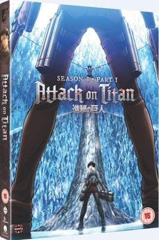 Attack On Titan: Season 3 - Part 1
