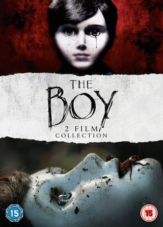 The Boy: 2 Film Collection