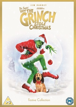 The Grinch (hmv Christmas Classics)