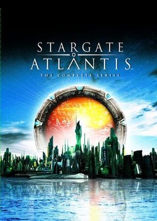 Stargate Atlantis: The Complete Seasons 1-5