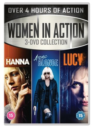 Women in Action Triple Collection