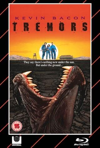 Tremors - VHS Range (hmv Exclusive)