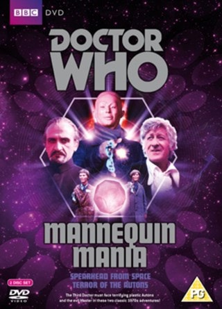 Doctor Who: Mannequin Mania