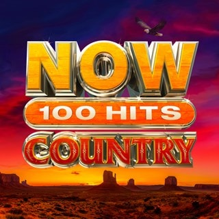 Now 100 Hits: Country