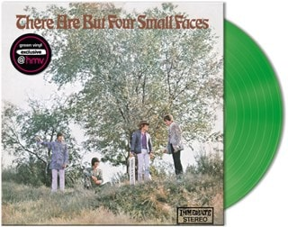 There Are But Four Small Faces (hmv Exclusive) Green Vinyl