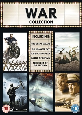 Hollywood Classics: War Collection