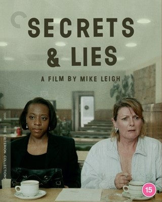 Secrets and Lies - The Criterion Collection
