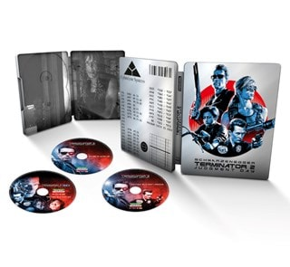 Terminator 2 - Judgment Day 30th Anniversary Limited Edition 4K Ultra HD Steelbook