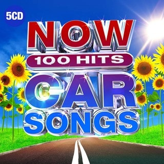 Now 100 Hits: Car Songs